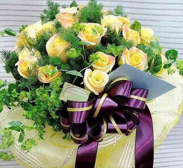 Hoa sinh nhật là món quà ý nghĩa