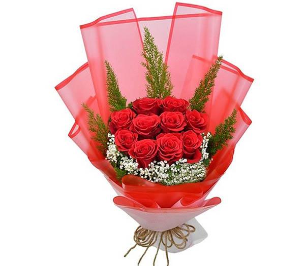 Hoa tặng sinh nhật tình ấm áp