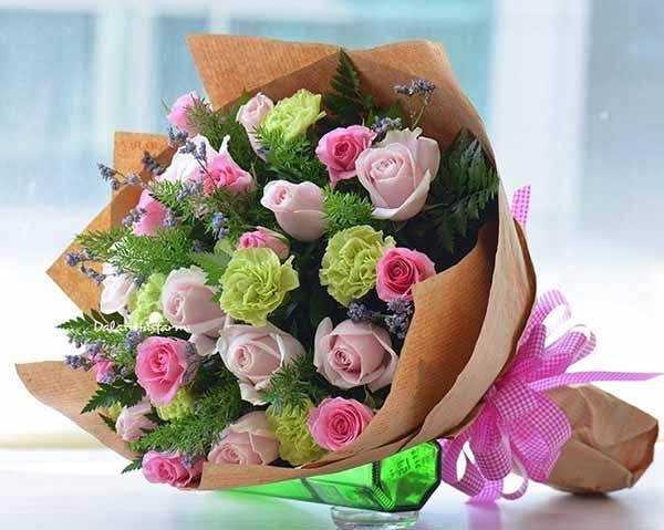 Hoa hồng sinh nhật