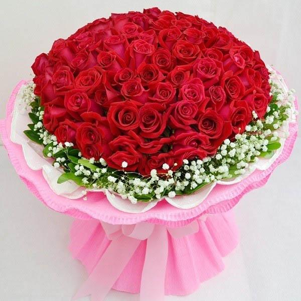 Hoa hồng đỏ tặng người yêu