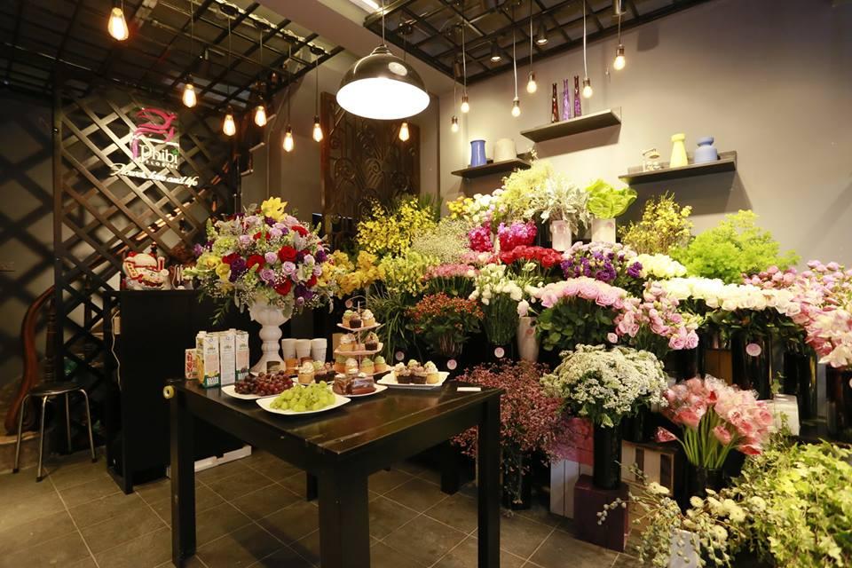 cửa hàng hoa tươi online hà nội