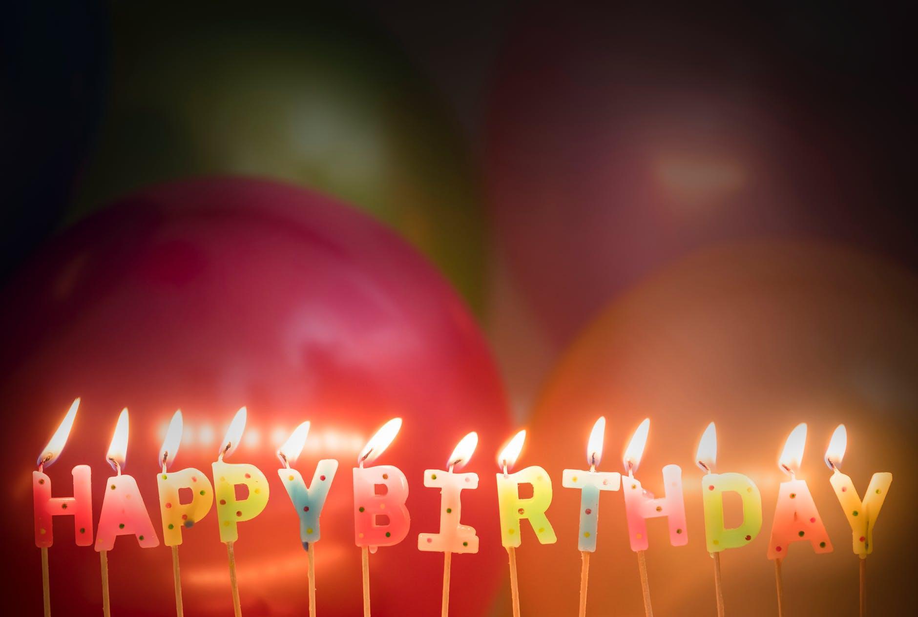 chúc mừng sinh nhật
